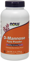 NOW D-Mannose Powder 170 g | NutriFarm.ca