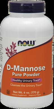 NOW D-Mannose Powder 170 g | NutriFarm.ca