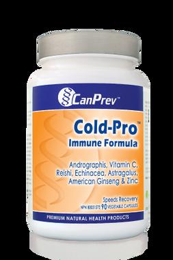 CanPrev Cold-Pro Immune Formula, 90 Vegetable Capsules | NutriFarm.ca