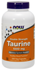 NOW Taurine 1000 mg, 100 Vegetable Capsules | NutriFarm.ca