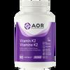 AOR Vitamin K2, 60 Softgels | NutriFarm.ca