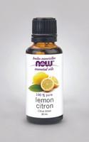 NOW Lemon Oil, 30 ml | NutriFarm.ca