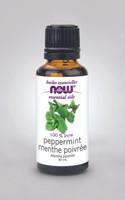 NOW Peppermint Oil, 30 ml | Nutrifarm.ca