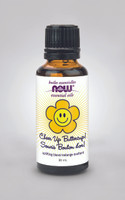 NOW Cheer Up Buttercup Essential Oil Blend, 30 ml | NutriFarm.ca