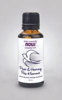 NOW Peace and Harmony Essential Oil Blend, 30 ml | NutriFarm.ca