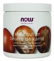 NOW Shea Butter 100% Natural, 207 ml | NutriFarm.ca