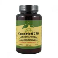 Terry Naturally CuraMed 750, 60 capsules | NutriFarm.ca