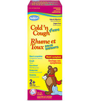 Hyland's Cold 'n Cough 4 Kids, 118 ml | NutriFarm.ca