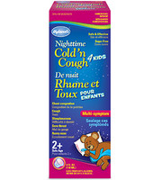 Hyland's Nighttime Cold 'n Cough, 118 ml | NutriFarm.ca