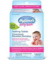 Hyland's Baby Teething Tablets, 135 Tablets | NutriFarm.ca