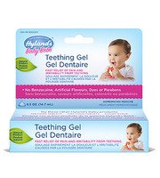 Hyland's Baby Teething Gel, 14.7 ml | NutriFarm.ca