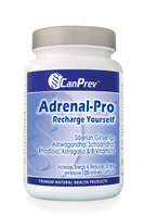 CanPrev Adrenal-Pro, 120 Vegetable Capsules | NutriFarm.ca