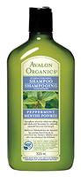 Avalon Organics Peppermint Shampoo, 325 ml | NutriFarm.ca