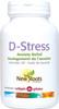 New Roots D-Stress, 60 Capsules | NutriFarm.ca