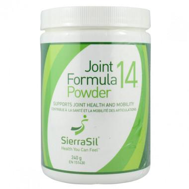Sierrasil Joint Formula Powder, 240 g   NutriFarm.ca