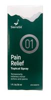 SierraSil Pain Free Topical Spray, 30 ml | NutriFarm.ca