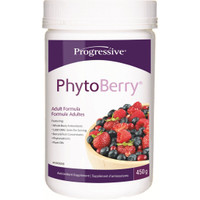 Progressive Phytoberry Berry Flavour, 450 g  | NutriFarm.ca