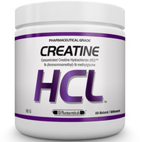 SD Pharmaceuticals Creatine HCL Unflavoured, 90 g | NutriFarm.ca