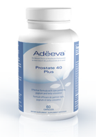 Adeeva Prostate 40 Plus, 60 Capsules | NutriFarm.ca
