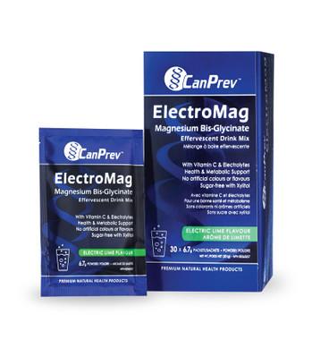 CanPrev ElectroMag, 30 packets | NutriFarm.ca