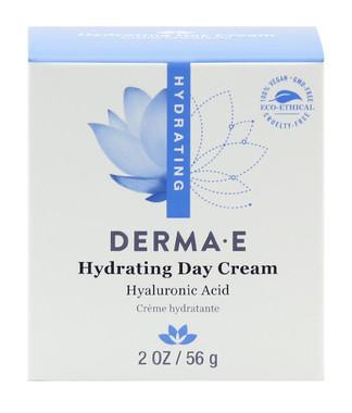 derma e Hydrating Day Cream, 56 g | NutriFarm.ca