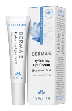 derma e Hydrating Pycnogenol Eye Creme, 14 ml | NutriFarm.ca