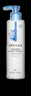 derma e Hydrating Gentle Cleanser, 175 ml | NutriFarm.ca