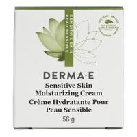 derma e Soothing Moisturizing Creme, 56 g | NutriFarm.ca