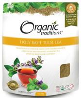 Organic Traditions Holy Basil Tulsi Tea, 200 g | NutriFarm.ca