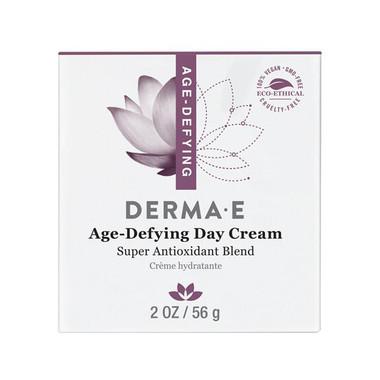 derma e Age Defying Antioxidant Day Creme, 56 g | NutriFarm.ca