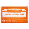 Dr. Bronner's Organic Tea Tree Bar Soap, 140 g | NutriFarm.ca
