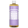 Dr. Bronner's Organic Lavender Oil Castile Liquid Soap, 946 ml | NutriFarm.ca