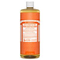 Dr. Bronner's Organic Tea Tree Oil Castile Liquid Soap, 946 ml | NutriFarm.ca