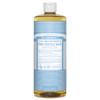 Dr. Bronner's Organic Baby Mild Pure Castile Liquid Soap | NutriFarm.ca