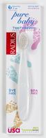 Radius Pure Baby (6-18 months) Toothbrush, 1 unit | NutriFarm.ca