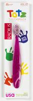 Radius Totz (18 months+) Extra Soft Toothbrush, 1 unit | NutriFarm.ca