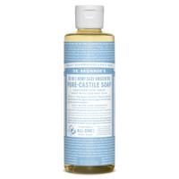 Dr. Bronner's Organic Baby Mild Pure Castile Liquid Soap, 236 ml | NutriFarm.ca