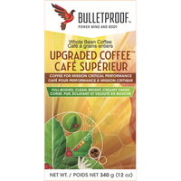 Bulletproof Upgraded Coffee, 340 g | NutriFarm.ca