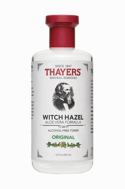 Thayer's Alcohol-Free Original Witch Hazel Toner, 355 ml | NutriFarm.ca