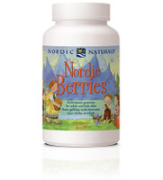 Nordic Naturals Children's Berries, 120 Chewable Gummies | NutriFarm.ca