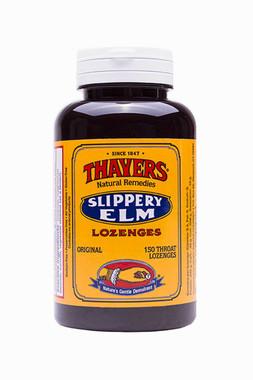 Thayer's Original Slippery Elm Lozenges, 150 Lozenges | NutriFarm.ca