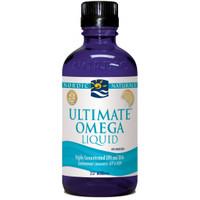Nordic Naturals Liquid Ultimate Omega Lemon Flavour, 237 ml | NutriFarm.ca