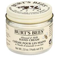 Burt's Bees Almond Milk Beeswax Hand Cream, 57 g | NutriFarm.ca