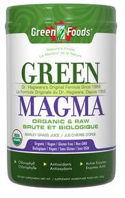 Green Foods Green Magma Barley Powder, 300 g | NutriFarm.ca