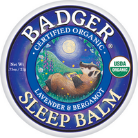 Badger Balms Sleep Balm, 21 g | NutriFarm.ca