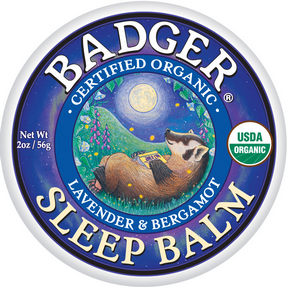 Badger Balms Sleep Balm, 56 g | NutriFarm.ca