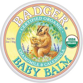Badger Balms Baby Balm, 56 g | NutriFarm.ca