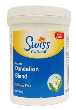 Swiss Natural Instant Dandelion Blend (Caffeine Free), 80 g