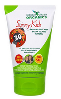 Goddess Garden Kid's Natural Sunscreen SPF 30, 100 ml | NutriFarm.ca