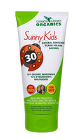 Goddess Garden Kid's Natural Sunscreen SPF 30, 180 ml | NutriFarm.ca